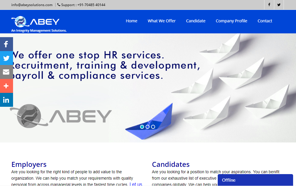 Abeysolutions by Laxicon Solution